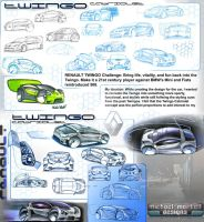 Twingo Presentation Board by juggleboy711
