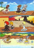 Catching KH II by ReiWonderland