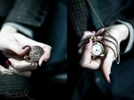 Thief of Time. by TinaApple