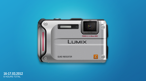Daily Training - Panasonic lumix DMC-FT4 by KriGH
