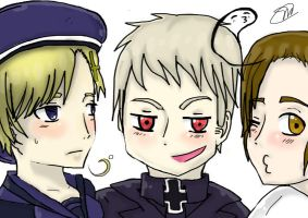 APH: Troll Brothers Trio (TBT) by AzureKit
