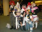It's a FFIX party by Negalmuur