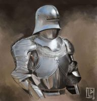 Medieval Armor by Luk999