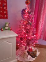 my C-mas tree by Endeavor4ever