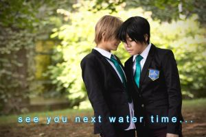 See you next water time... by NenuCosplay