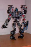 Technic Optimus 01 by Transbot9