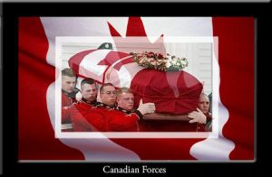 canadian Forces by Chrippy
