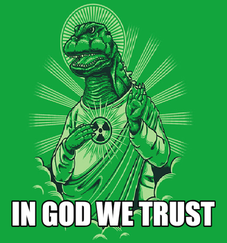 In God We Trust by JapaneseGodzilla1954