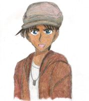 Heiji Dressed as Ken: 20 Faces by TeamTakagi