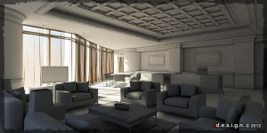 Classic Office _ WIP by Zorrodesign
