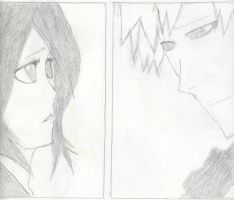 Ichiruki Goodbye by StarlightSword