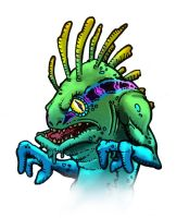 Quick Murloc T-Shirt Design by Relentless666