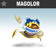 Magolor Takes the Crown! by locomotive111