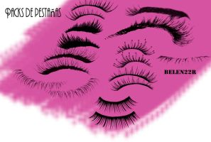 Eyelashes by belen22r