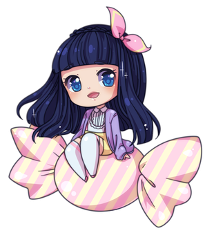 Candy Kanon by Chance-To-Draw