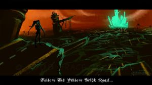 Wizard of Oz - Yellow Brick by KinkyAzianKitty