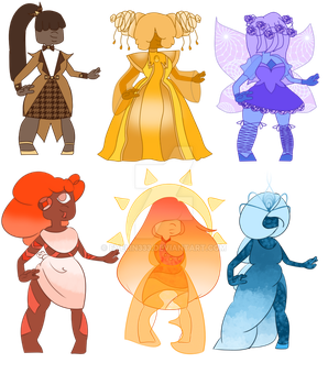 Sapphire Challenge Collab [5/6 Open] by Evelin333