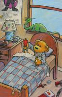 Teddy Bear Dreams 03 by ssava