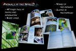 Animals of the World PHOTOBOOK - LIMITED EDITION by Allerlei