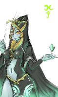 Midna by ManiacPaint