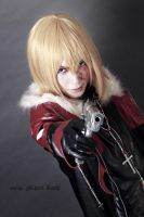 Mello Happy Birthday! by HagaHotaru