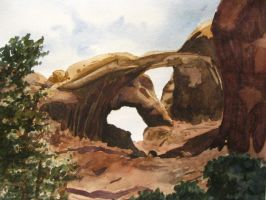 Double Arches by i-am-not-jesus