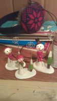 snow men pic holders by ColleensCritters