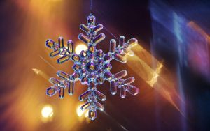 colorful snowflake by Anti-Pati-ya