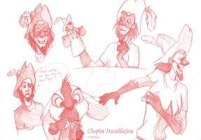 Clopin by NorthernRaven