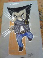 Logan Lil Dude commission by MARR-PHEOS
