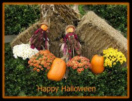 ...Happy Halloween... by David-A-Wagner