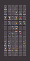[WIP] Goshenite Spritedex Project by peteToaDDy