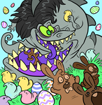 Kaaziel loves Easter by Kaaziel