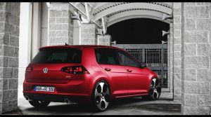 Golf 7 GTI by Marko0811