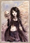 Death - commission.. by neurotic-elf