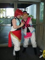 Otoya and Shou by HieiSQueen