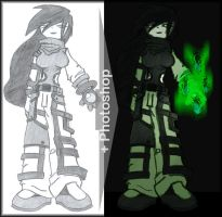 KP: Shego and tutorial by realmzjetter