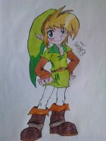 Oracle-Link coloured by ZACK13GOD