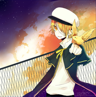 Oliver and James VOCALOID 3 by kanaro17
