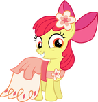 Applebloom Gala Dress by shaynelleLPS