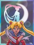 Sailor Moon - Anime North 2014 by Tr00matt
