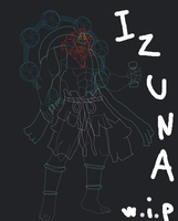 Fan Made LOL Champion: Izuna The Lightning Lord by boooooki