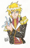 New Goblin King Toby by The-Labyrinth-Club