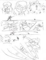 DnD Comic page 20 by Elicadragon