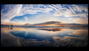 Eye of the Setting Sun:REDONE by hougaard
