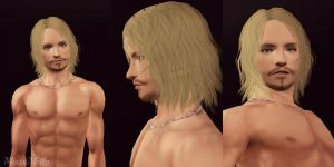 Edward Kenway- Sims 3 by missxmello