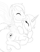 Make My Oc And Drowning In Horseshoes ship by daylover1313