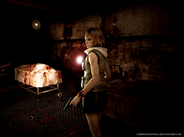 Silent Hill 3 - Heather Mason by ceriselightning