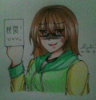 When I draw at 1 AM, I do things like this by Shizumii-Kaii