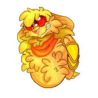 FA: Yang Xiao Long by ThePointlessArtist